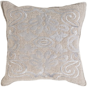 Adeline Gray and Moss 20-Inch Pillow with Poly Fill