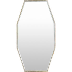 Adams Silver Wall Mirror