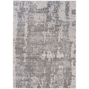 Amadeo Neutral and Gray Rectangular: 2 Ft.x 3 Ft. 7-Inch Rug