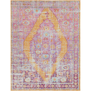 Antioch Pink Rectangle: 7 Ft. 10 In. x 10 Ft. 6 In. Rug