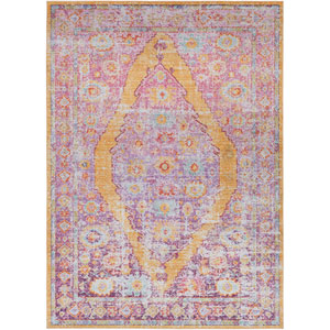 Antioch Pink Rectangle: 9 Ft. x 13 Ft. Rug