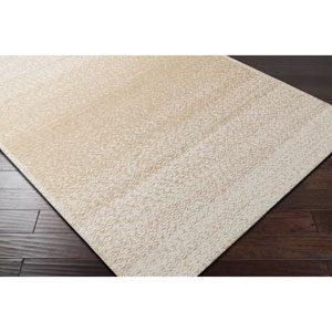 Aileen Wheat and Cream Rectangular: 5 Ft. x 7 Ft. 6 In. Rug