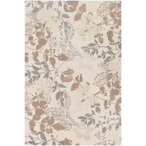 Ashville Neutral Rectangular: 2 Ft. x 3 Ft. Rug