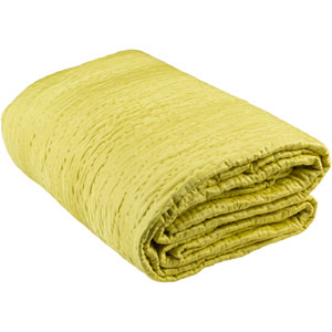 Albany Yellow Full/Queen Quilt