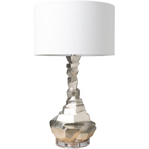 Alexis Silver Table Lamp
