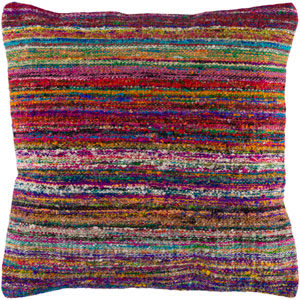 Palu Multicolor 18 x 18-Inch Pillow Cover