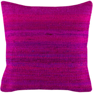 Palu Bright Purple 18 x 18-Inch Pillow Cover