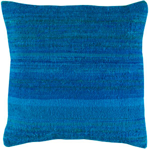 Palu Sky Blue 18 x 18-Inch Pillow Cover