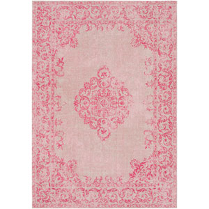 Amsterdam Pink and Ivory Rectangular: 2 Ft. x 3 Ft. Rug
