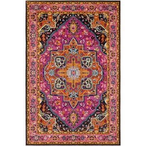 Anika Pink Rectangular: 5 Ft. 3-Inch x 7 Ft. 3-Inch Rug