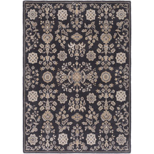 Andromeda Gray and Neutral Rectangular: 2 Ft. x 2 Ft. 9-Inch Rug