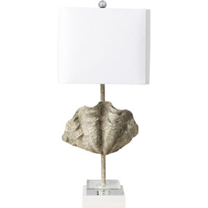Adria Silver Table Lamp