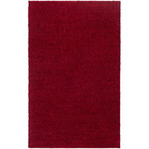 Arlie Red Rectangular: 2 Ft x 3 Ft Rug