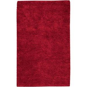 Aros Red Rectangular: 5 Ft. x 8 Ft. Rug