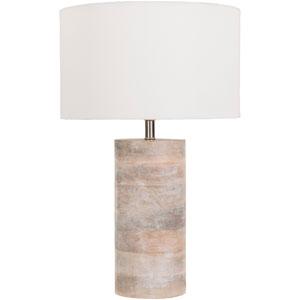 Arbor White Table Lamp
