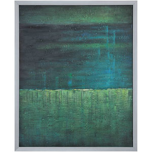 Abstract: 40 x 50-Inch Wall Art