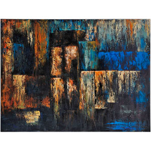 Abstract: 48 x 36-Inch Wall Art