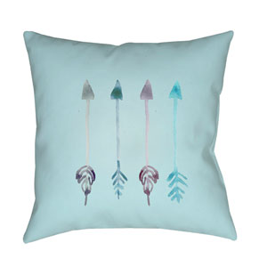 Arrows Multicolor 18 x 18-Inch Throw Pillow