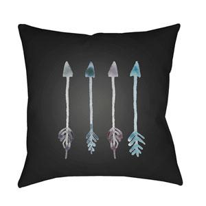 Arrows Multicolor 20 x 20-Inch Throw Pillow