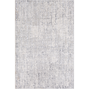 Aisha Grey Rectangular: 6 Ft. 7 In. x 9 Ft. 6 In. Rug