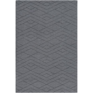 Ashlee Medium Gray Rectangular: 8 Ft. x 10 Ft. Rug