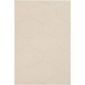 Ashlee Butter Rectangular: 2 Ft. x 3 Ft Rug