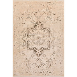 Asia Minor Cream Rectangle: 2 Ft. x 3 Ft. Rug