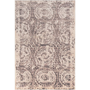 Asia Minor Brown Rectangle: 2 Ft. x 3 Ft. Rug