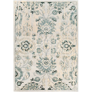 Asia Minor Neutral Rectangle: 2 Ft. x 3 Ft. Rug