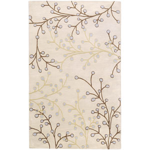 Athena Ivory Rectangular: 5 Ft. x 8 Ft. Rug