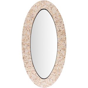 Axis Oval Wall Mirror