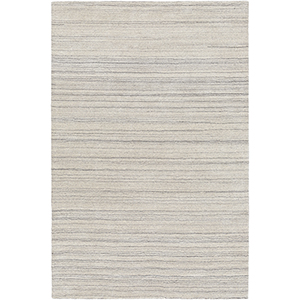 Adyant Black and Grey Rectangular: 5 Ft. x 7 Ft. 6 In. Rug