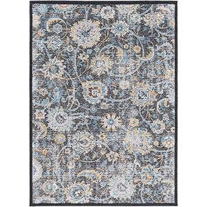 Azul Grey Rectangular: 2 Ft. x 3 Ft. Rug