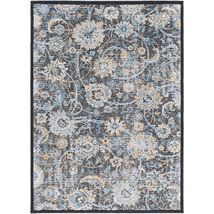 Azul Grey Rectangular: 5 Ft. 3 In. x 7 Ft. 3 In. Rug