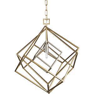 Blair Gold One-Light Pendant
