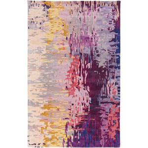 Banshee Multicolor Rectangular: 2 Ft x 3 Ft Rug