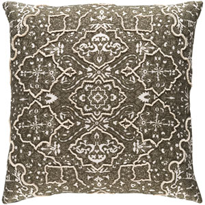 Batik Multicolor 22 x 22 In. Throw Pillow