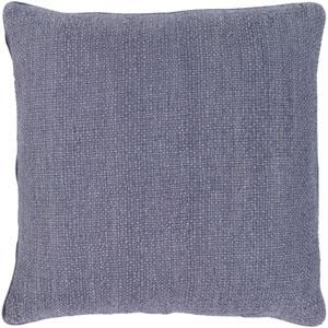 Bihar Blue 18 x 18-Inch Pillow Cover