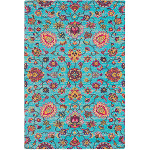 Bukhara Multicolor Rectangular: 2 Ft. x 2 Ft. 9 In. Rug