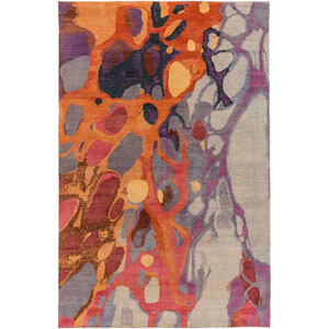 Brought to Light Multicolor Rectangular: 2 Ft x 3 Ft Rug