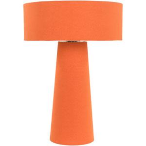 Bradley Orange Table Lamp