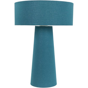 Bradley Turquoise Table Lamp