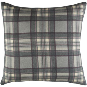 Brigadoon Green 18-Inch Pillow Cover