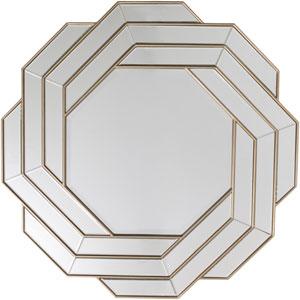 Barlow Silver Mirror