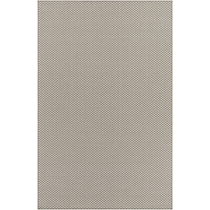 Breeze Charcoal and Ivory Indoor/Outdoor Rectangular: 2 Ft. x 3 Ft. Rug