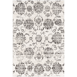 Baylee Grey Rectangular: 5 Ft. 3 In. x 7 Ft. 6 In. Rug