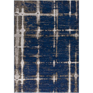 Baylee Dark Blue Rectangular: 2 Ft. x 3 Ft. 3 In. Rug