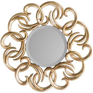 Chanda Gold Wall Mirror