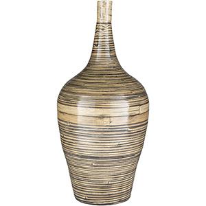 Cane Garden Natural Vase