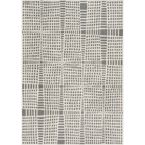 City Taupe Rectangular: 7 Ft. 10 In. x 10 Ft. 3 In. Rug